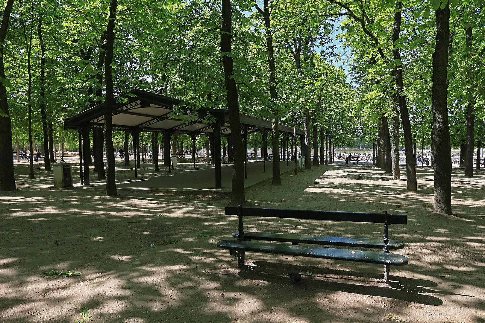 Jardin du luxembourg - Jardin du luxembourg enfant ...